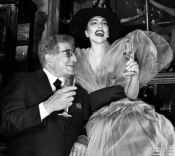 Tony Bennett and Lady Gaga Perform Together for First Time in Las Vegas This New Year's Eve at The Cosmopolitan Of Las Vegas