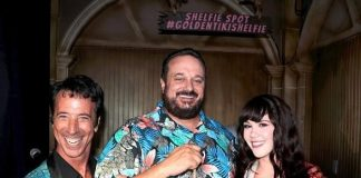 "Playboy Playmate Claire Sinclair and Comedian Monti Rock III Help The Golden Tiki Celebrates 2 Year ""Terrible Twos"" Anniversary"