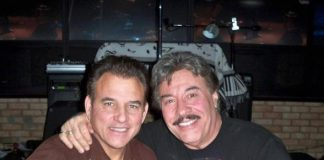 Tony Sacca and Tony Orlando