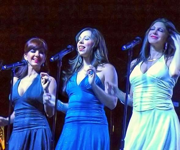 """Tony Sacca in Concert"" Featuring The Sexy Saccettes to appear at CasaBlanca Resort in Mesquite, Nev., Feb. 27"