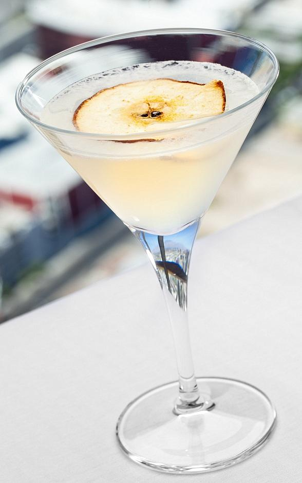 Top of the World Restaurant at Stratosphere Stirs Up New Craft Cocktail Menu