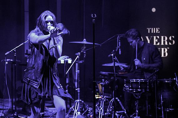 Tove Lo debuts at The Sayers Club Grand Opening