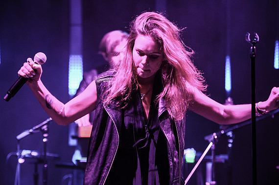 Tove Lo performs to a packed crowd at The Sayers Club Grand Opening