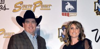 """The 2018 Wrangler National Finals Rodeo Kicks Off In Style With The """"Road to the Gold Buckle"""" Gold Carpet Event at South Point Hotel, Casino and Spa"""