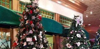 """Boyd Gaming Donating More Than $40,000 to Local Charities in Third Annual """"Trees of Hope"""""""