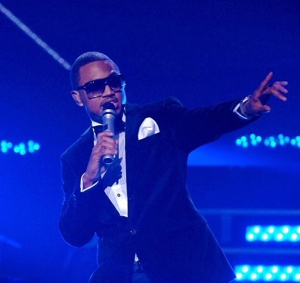 Trey Songz  performs at The Pearl at Palms Casino Resort