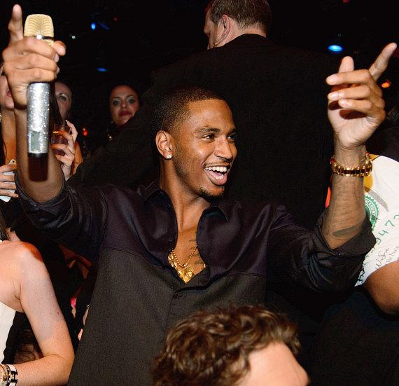 Trey Songz at TAO