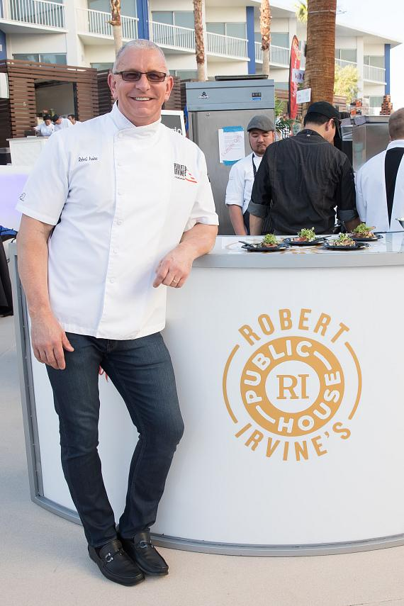 Tropicana Las Vegas Raises $40,000 for Three Square Food Bank during 'Summer Cookout Featuring Robert Irvine & Friends' Event