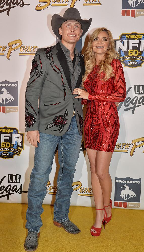 Tuf Cooper and wife, Tiffany Kay McGhan