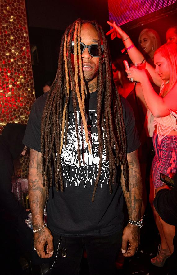 Ty Dolla at TAO on Memorial Day Weekend