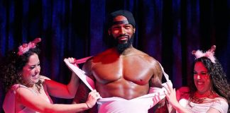 International Super Model, Fashion Icon & Actor Tyson Beckford Makes Powerful Return to Chippendales as the First Long-Term Celebrity Host in Residency at Rio All-Suite Hotel & Casino in Las Vegas