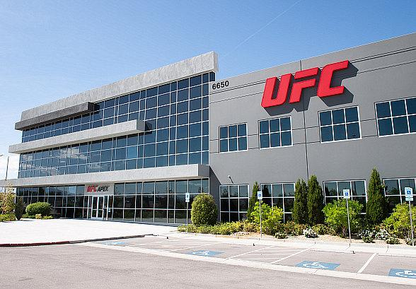 UFC APEX Officially Opens in Las Vegas 130,000 Square-Foot, State-Of-The-Art Production Center to Host Live Events, UFC Studio Shows, and More