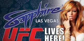 Watch UFC 169: Barao vs. Faber Live on PPV at Sapphire, The Worlds Largest Gentlemen's Club, Saturday, Feb. 1