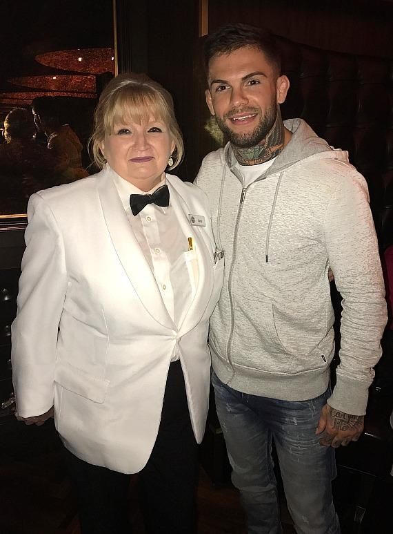 UFC 210 May Have Taken Place in Buffalo, NY, but Two of the Biggest Fighters Were Found Dining at Andiamo Italian Steakhouse