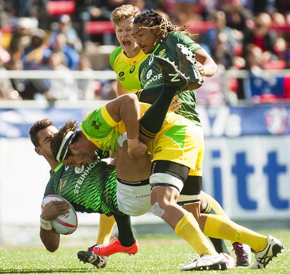 2016 USA Sevens International Rugby Tournament Sets Record-Breaking Attendance of 80,138