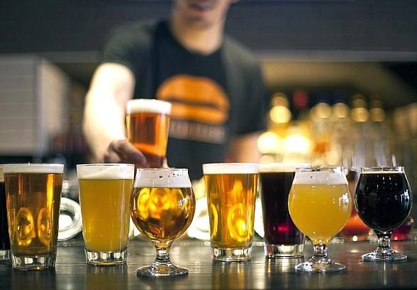 Umami Burger, Beer Garden & Sports Book at SLS Las Vegas to Host Ninkasi Brewing Company for 'Tap Takeover' in August