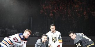 Grant a Gift Autism Foundation Joins Vegas Golden Knights for Autism Awareness Night