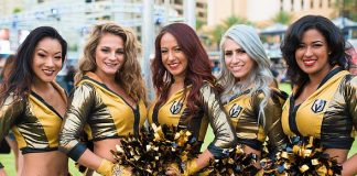 Vegas Golden Knights Fans Invited to Catch Away Game Action at Downtown Las Vegas Events Center May 2