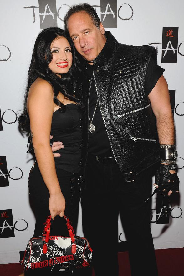 Valerie Silverstein & Andrew Dice Clay at TAO