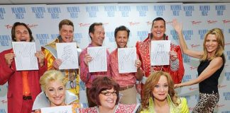 Vanna White Attends MAMMA MIA! at Tropicana Las Vegas
