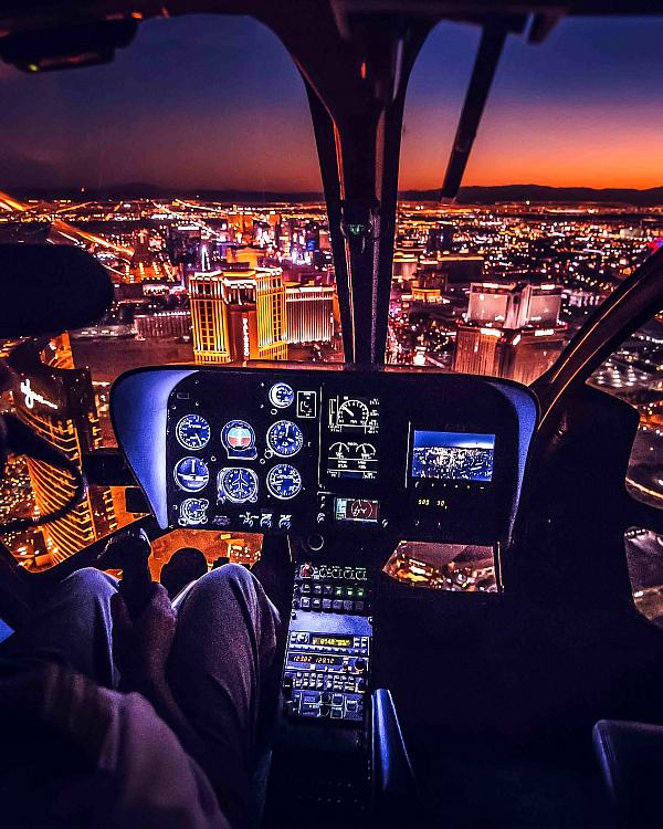 Maverick Helicopters Celebrates Reopening With BoGo Offer on Vegas Helicopter Flights