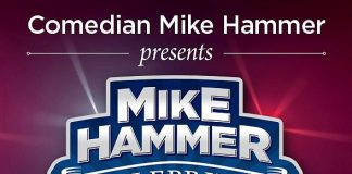 Celebrity guests at Mike Hammer's 3rd Annual Celebrity Go-Kart Race