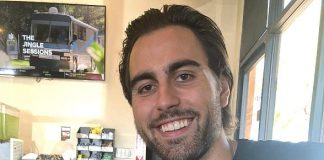 Vegas Golden Knights Forward Alex Tuch Fuels Up at Greens and Proteins in Las Vegas