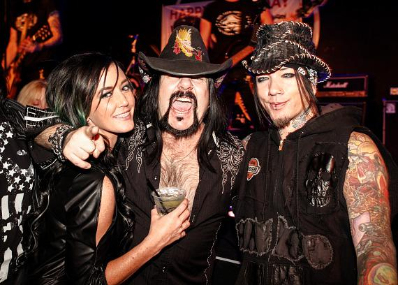 Vinnie Paul Hosted His 50th Birthday Bash At Vinyl Inside