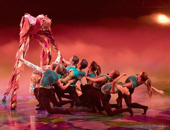 "Cirque Du Soleil and Nevada Ballet Theatre Present ""Art from Art"" the 11th Annual"