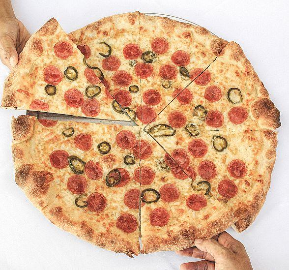 Pop up Pizza at the Plaza Hotel & Casino Debuts Refreshed Menu and Eatery