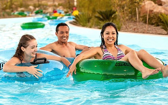 Wet'n'Wild Las Vegas Slides into Summer with Memorial Day Celebration, May 25–27