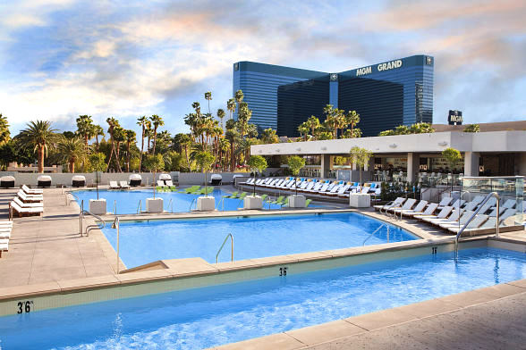 Wet Republic at MGM Grand Opens in March for 2014 Pool Season and Unveils Anticipated Remodel