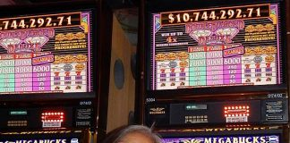 Utah Woman Wins $10,744,293.40 on IGT's Megabucks Slot Progressive Jackpot at Westgate Las Vegas Resort & Casino