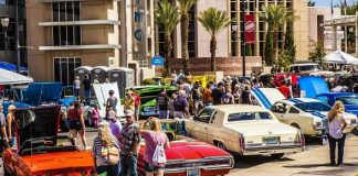 Henderson Revs Up for the Water Street Car Show September 8-9