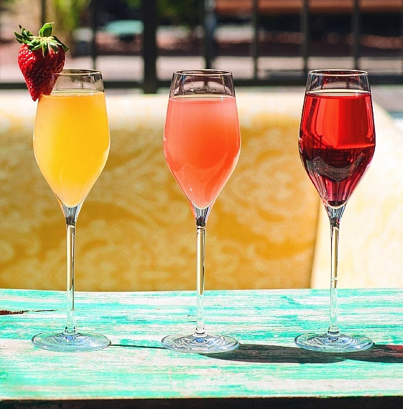 Toast Brunch with Bottomless Mimosas and Bloody Marys at Whist Stove and Spirits