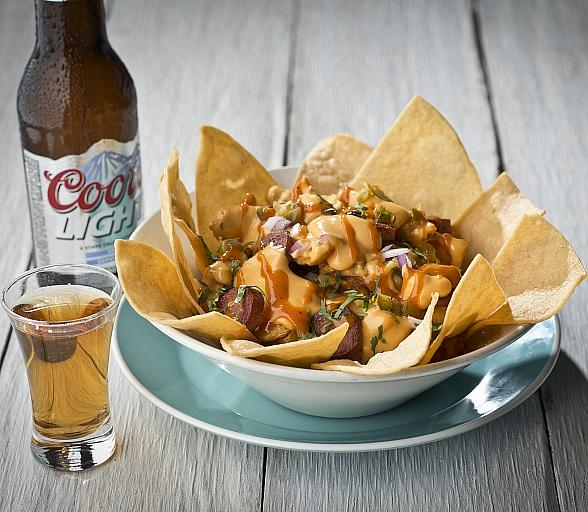 Tacos and Tequila Races into NASCAR Week with Speedway-Inspired Special
