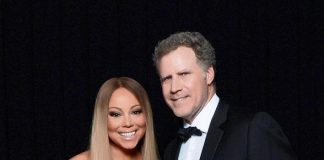 """Will Ferrell attends """"Mariah #1 to Infinity"""" at The Colosseum at Caesars Palace"""