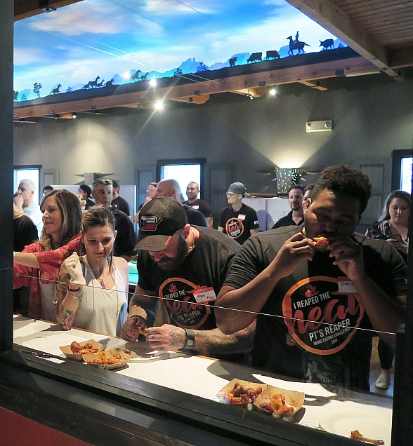 PT's Ranch to Host $4,000 Chicken Wing-Eating Challenge in Celebration of National Chicken Wing Day