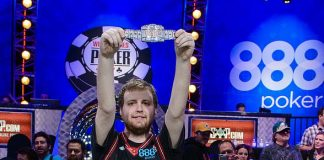 Joe McKeehen Wins World Series of Poker Main Event