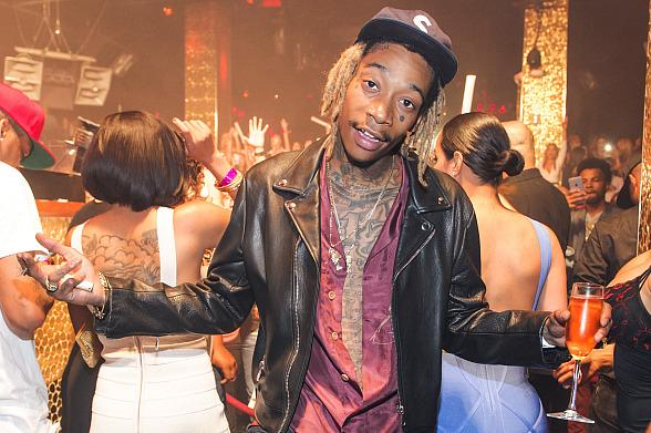 Wiz Khalifa hosts Official Billboard Music Awards Pre-Party at TAO