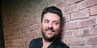 """Chris Young's """"Raised on Country Tour 2019"""" to Make Las Vegas Stop at MGM Grand Garden Arena August 17"""