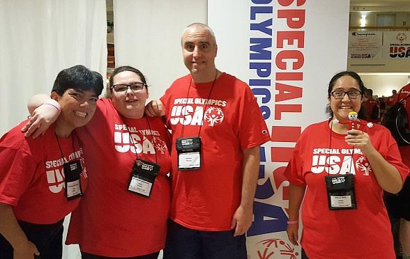 Four Local Athletes Selected to Compete at 2019 Special Olympics World Games in Abu Dhabi
