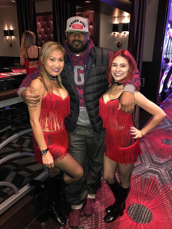 The Legendary Ghostface Killah from Wu-Tang Clan at the D Casino/Hotel