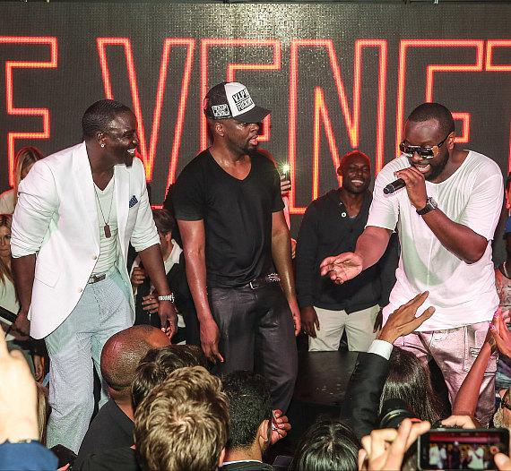 Wyclef Jean Entertains Guests at The Venetian Las Vegas VIP Room Party at The Cannes Film Festival in France