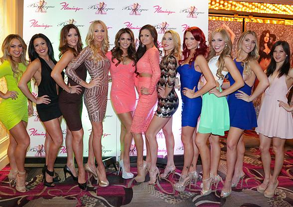"X Burlesque celebrates ""Lucky 13th"" anniversary on Las Vegas Strip"