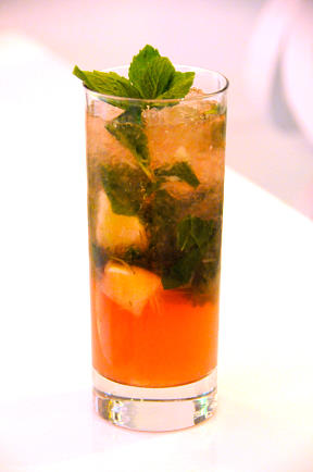 """Rhumbar Introduces The Sinful """"X-Rated Mojito"""""""