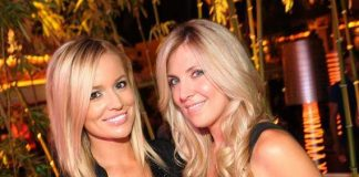 Emily Maynard and best friend Carrie