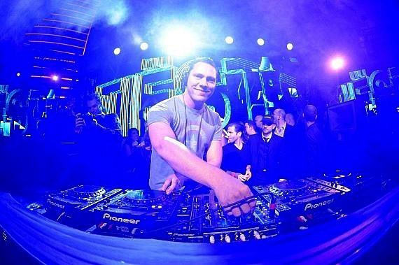 Tiësto makes debut at XS Las Vegas