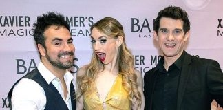 Xavier Mortimer's Magical Dream Hosts Debut Event at Bally's Las Vegas' Windows Showroom