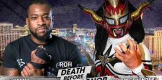 """Ring of Honor """"Death Before Dishonor"""" Wrestling Comes to Orleans Arena Sept. 28-29"""